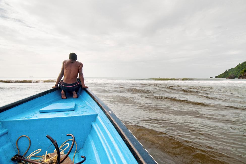 Pescador de Trinidad