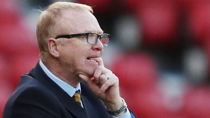 Alex McLeish: Scotland boss says nine player withdrawals 'nothing sinister'