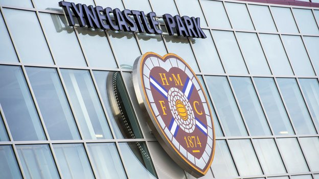 Hearts announce profit in annual accounts