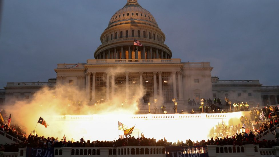 Asalto al Capitolio del 6 de enero