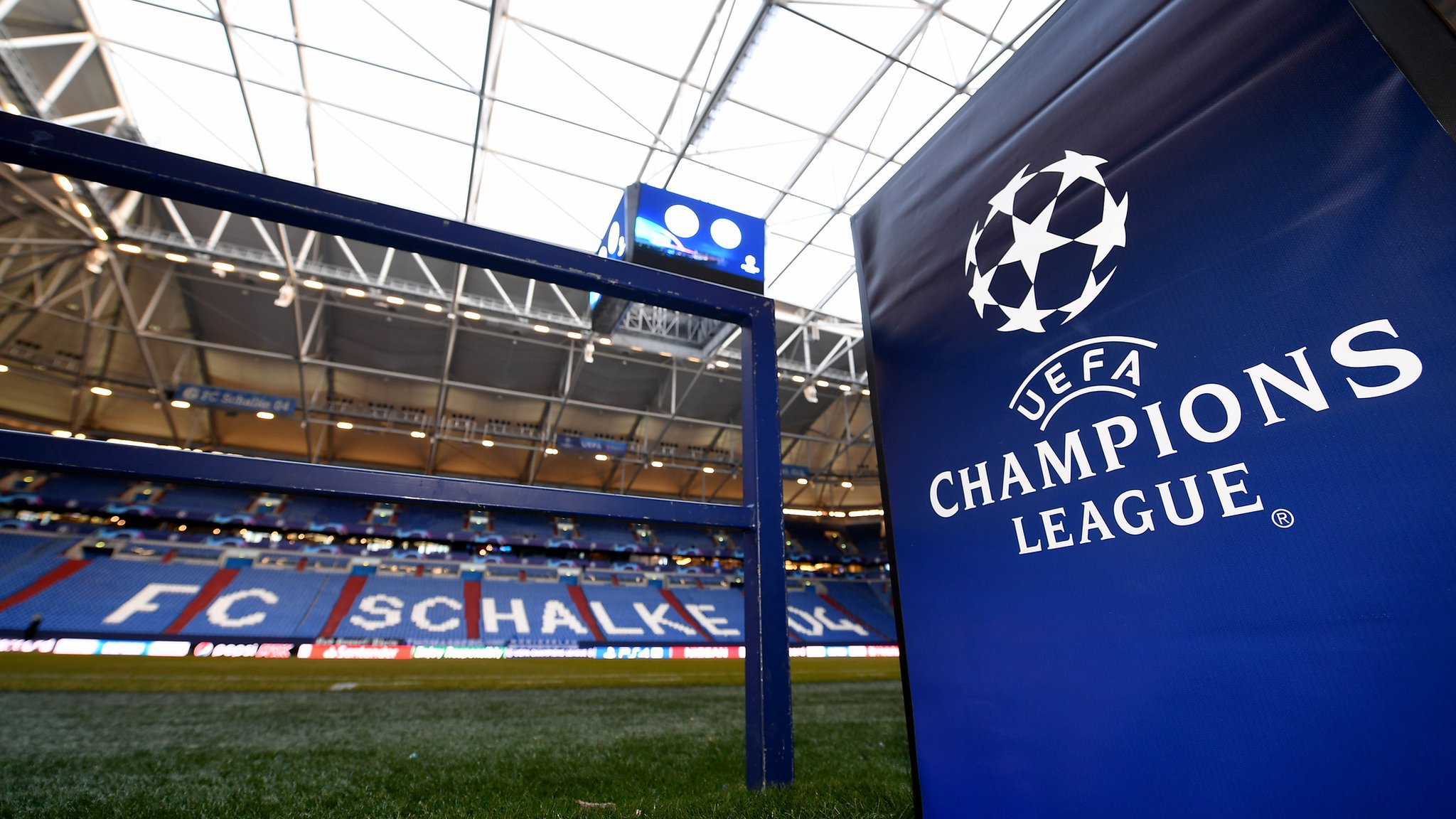Man City fan in critical condition after being punched in Schalke stadium