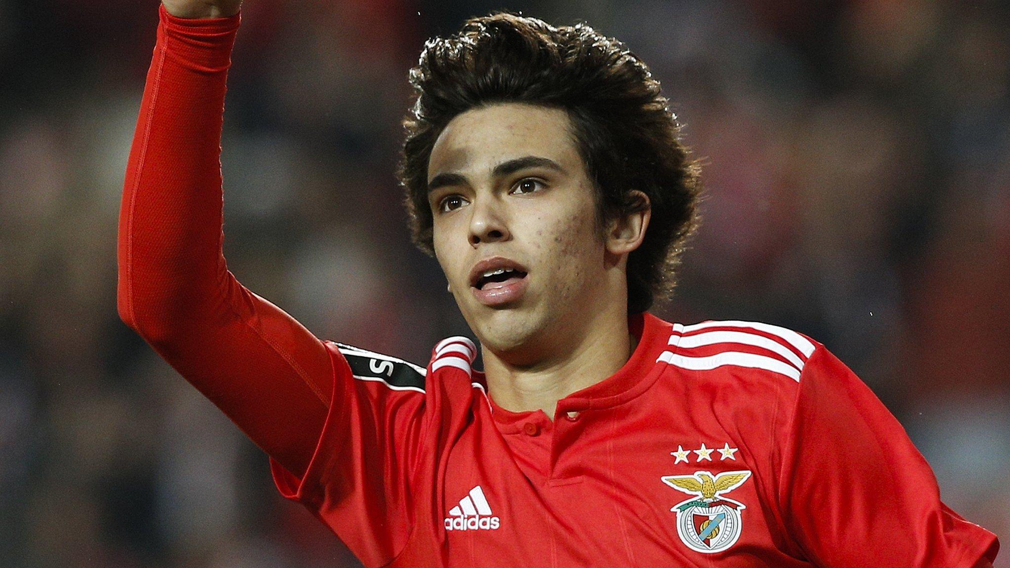 Football gossip: Felix, Zaha, Sane, Trippier, Gattuso, Mahrez, Hudson-Odoi, Coutinho, Richarlison