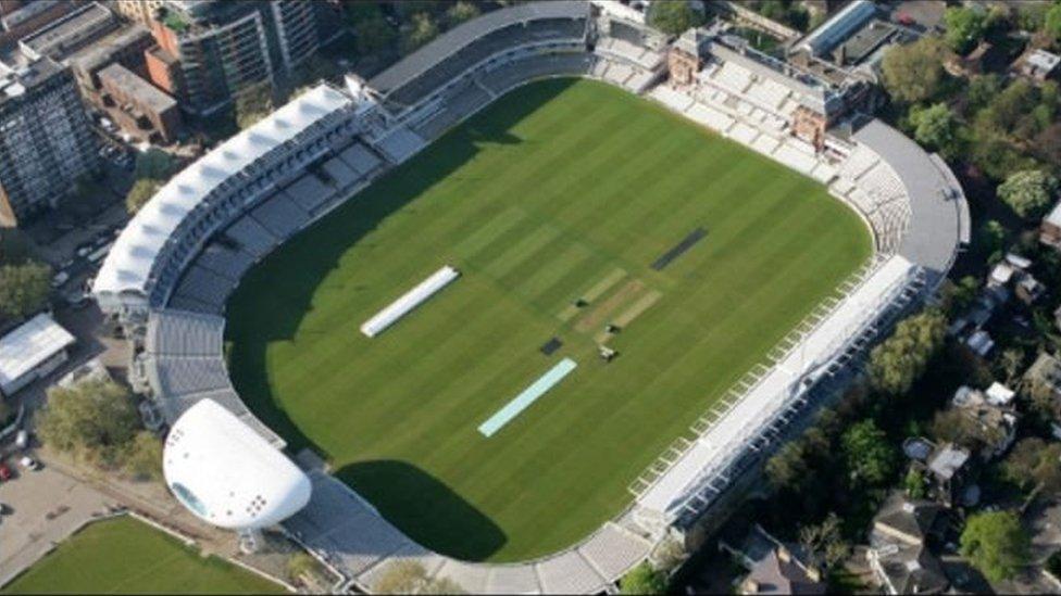 लॉर्ड्स क्रिकेट मैदान, जहां भारत ने जीता था पहला वर्ल्ड कप