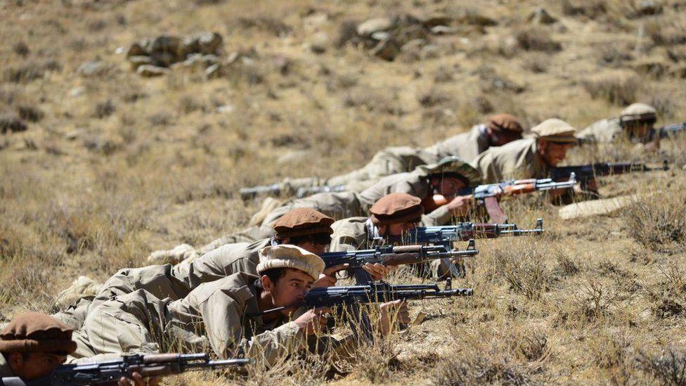 NRF稱他們已抵擋塔利班攻勢。
