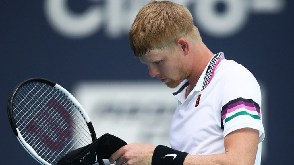 Kyle Edmund beaten by Jo-Wilfried Tsonga in Grand Prix Hassan II in Marrakech