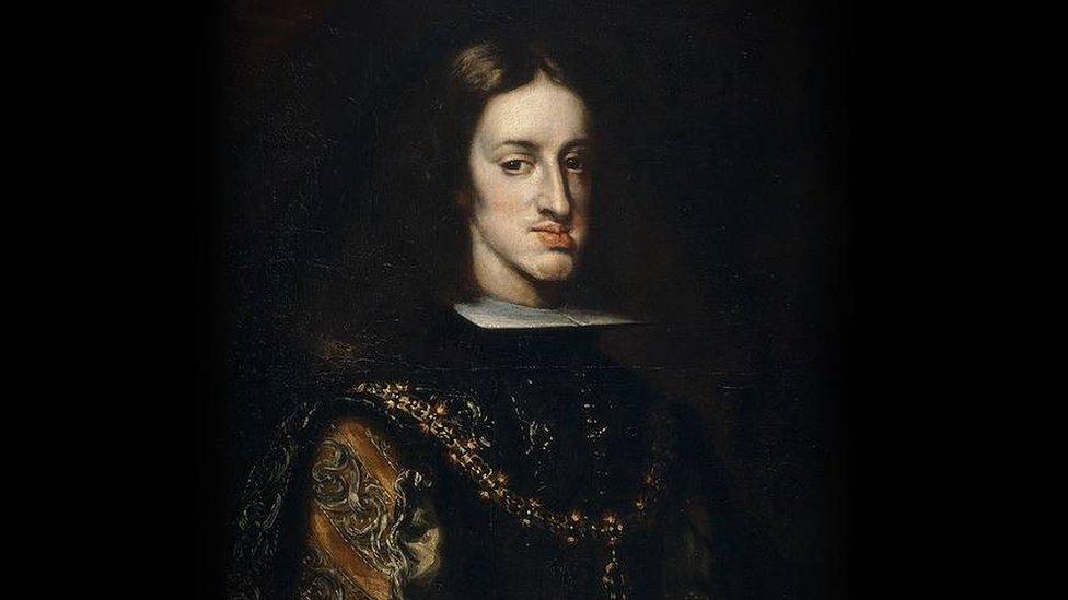 Karl II Ispanskiй