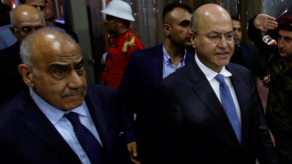 تحديات كبيرة تنتظر الحكومة العراقية الجديدة