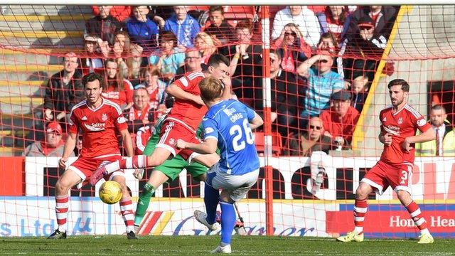 Highlights - Aberdeen 1-5 St Johnstone