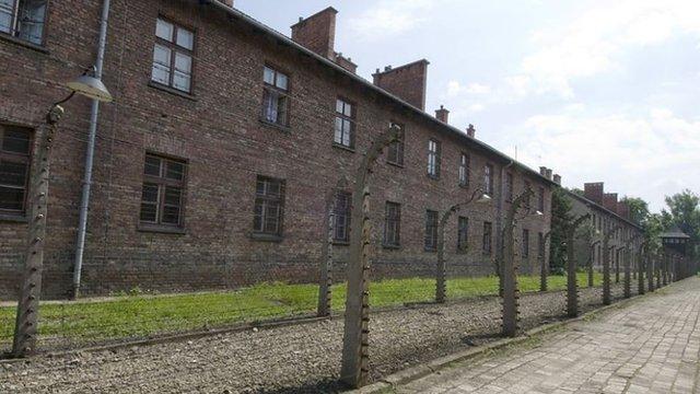 波蘭奧斯威辛集中營