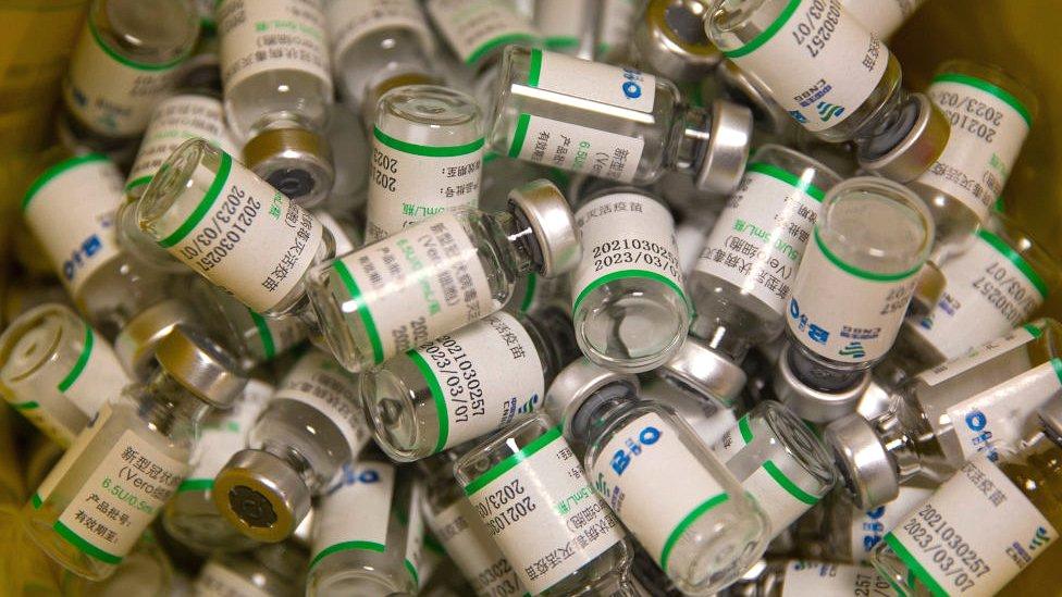 Vacina Sinopharm da China