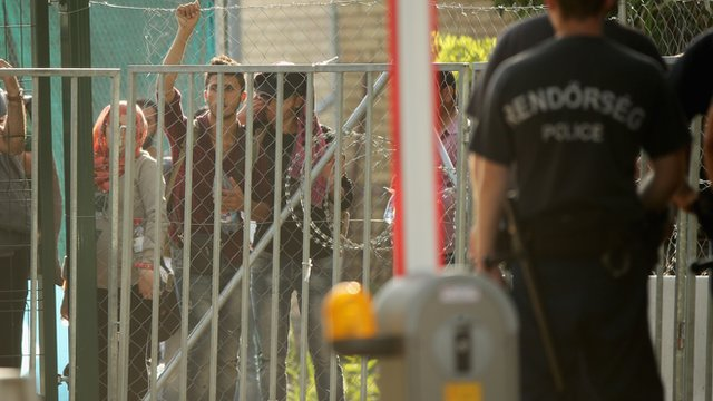 Hungary's ambassador to US: 'Everybody has to do their job'