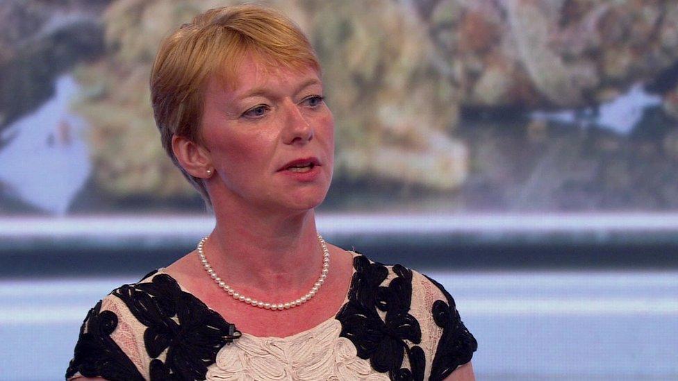 Former nurse Lara Smith
