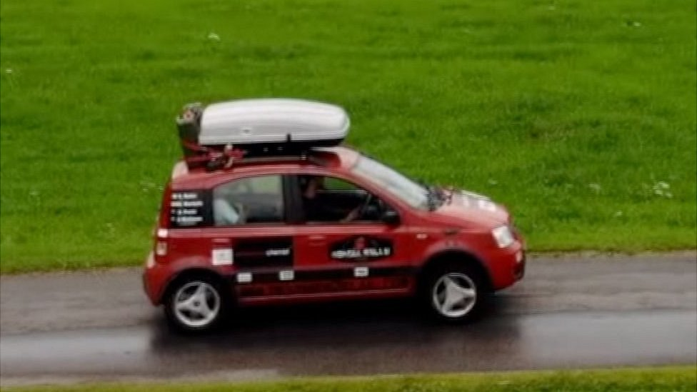 Mongol Rally: Manchester to Siberia in a Fiat Panda