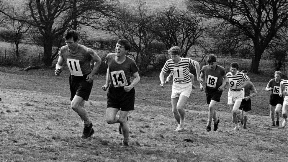 Still from Loneliness of the Long Distance Runner