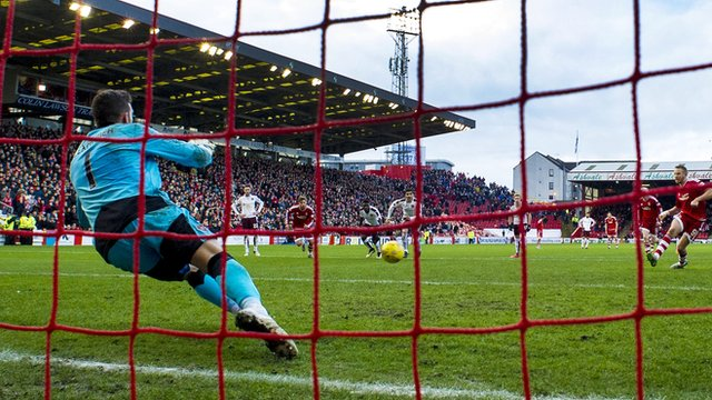 Highlights - Aberdeen 1-0 Hearts