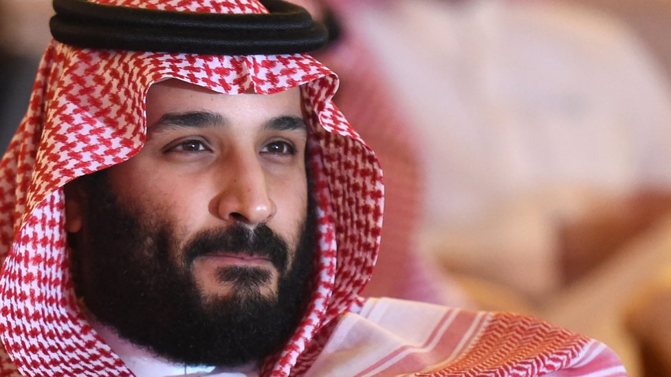 File photo of Saudi Crown Prince Mohammed bin Salman taken on 24 October 2017