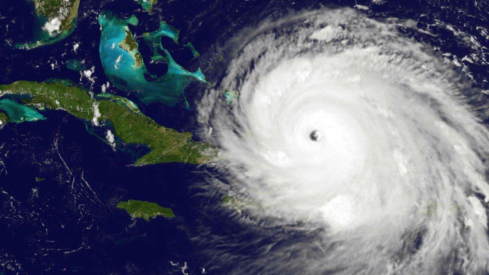 Por qué es tan extraordinario que los huracanes lleguen a América del Sur?  - BBC News Mundo