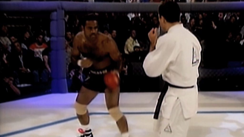 UFC at 25: Things were a lot different back at UFC 1