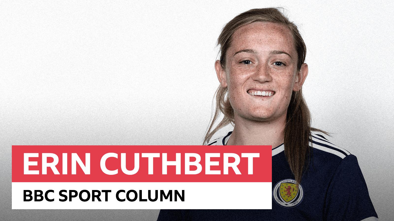 Erin Cuthbert column: Scotland striker on Paris, Piccadilly Circus & Argentina