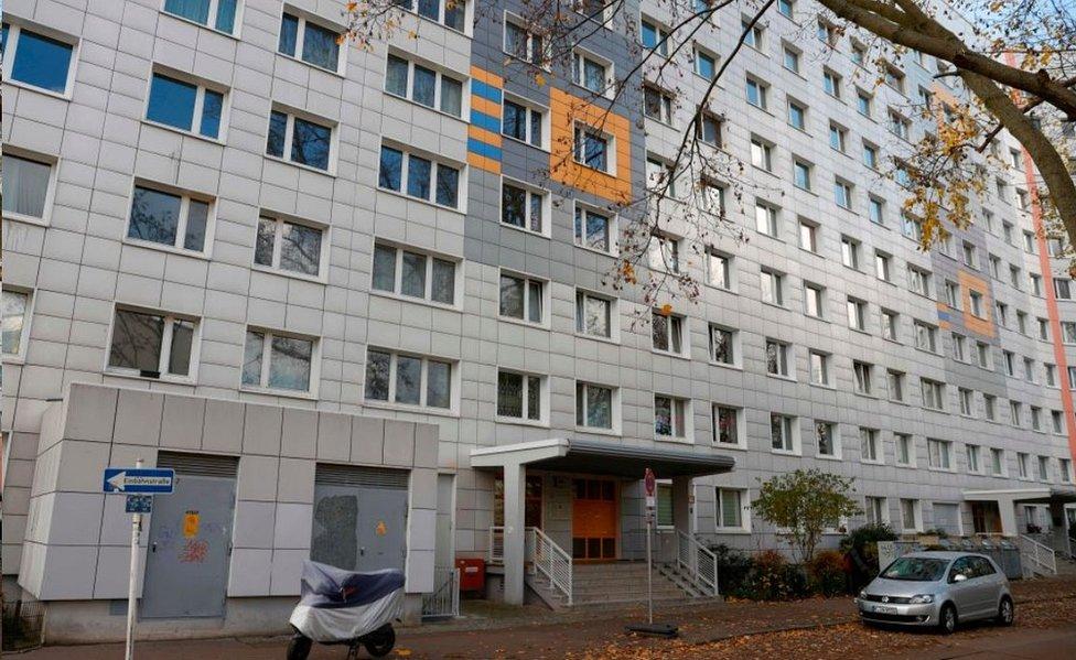 Lichtenberg housing block, 20 Nov 20