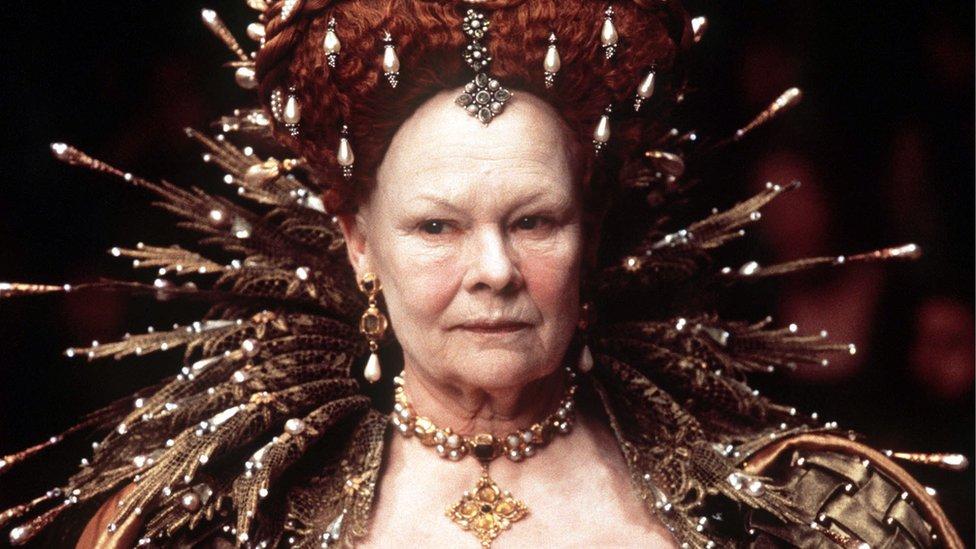 Dame Judi Dench in Shakespeare In Love
