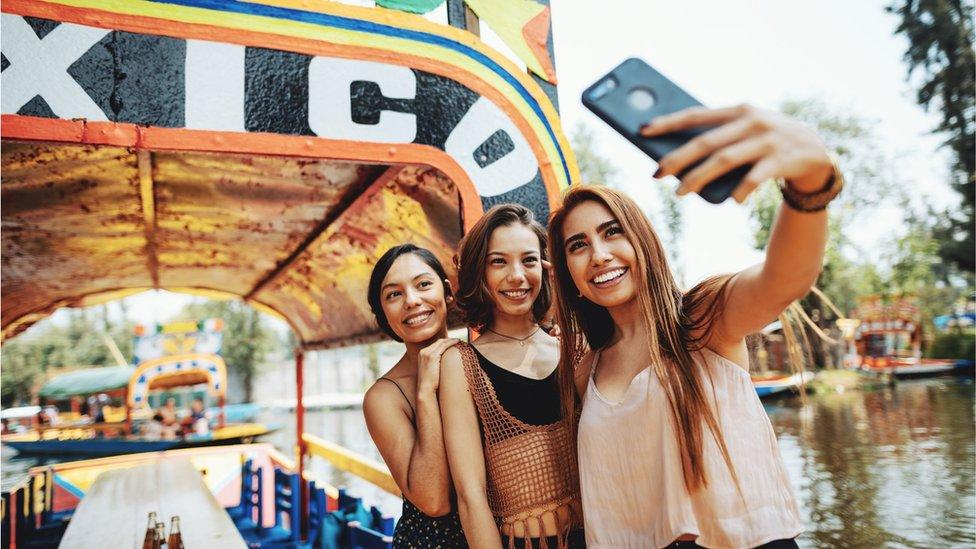 Jovenes mexicanas