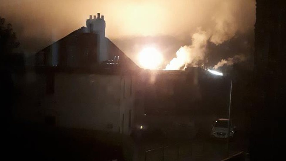Resident complaints soar over flaring at Mossmorran plant