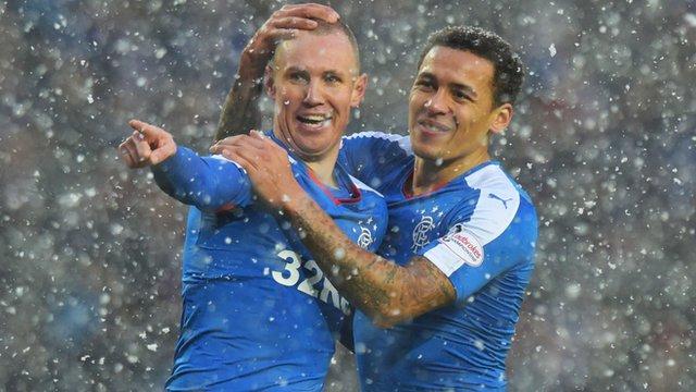 Highlights - Rangers 4-1 Livingston