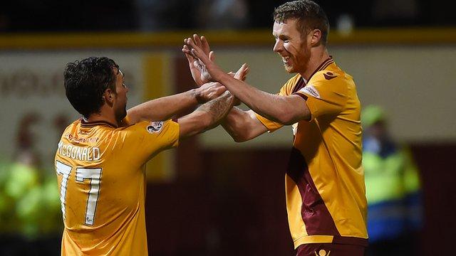 Highlights - Motherwell 2-0 St Johnstone