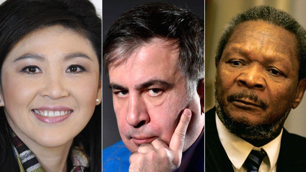 Янукович не перший: 10 лідерів, яких засудили заочно