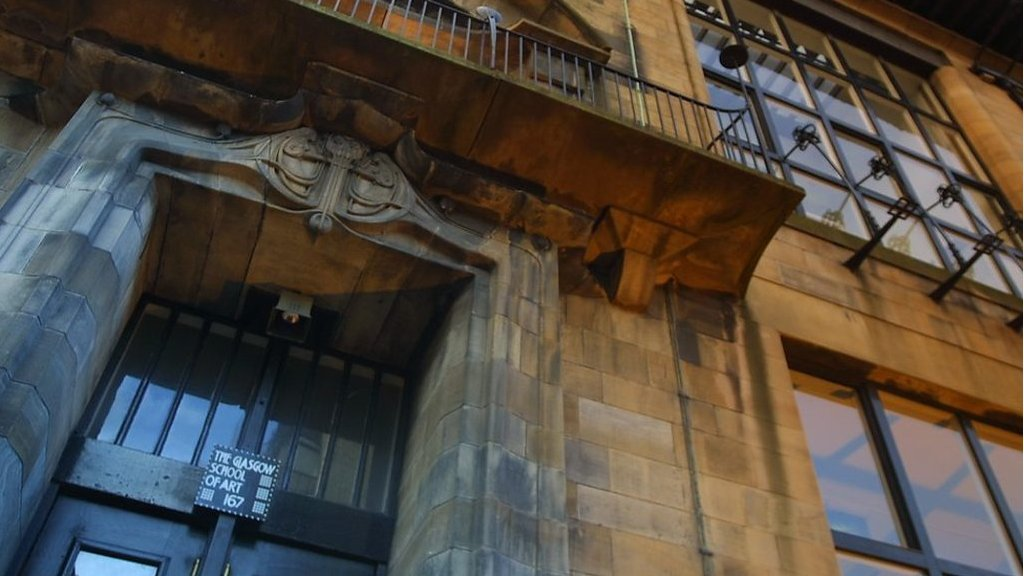 Inside the Glasgow School of Art - Mackintosh's Masterpiece