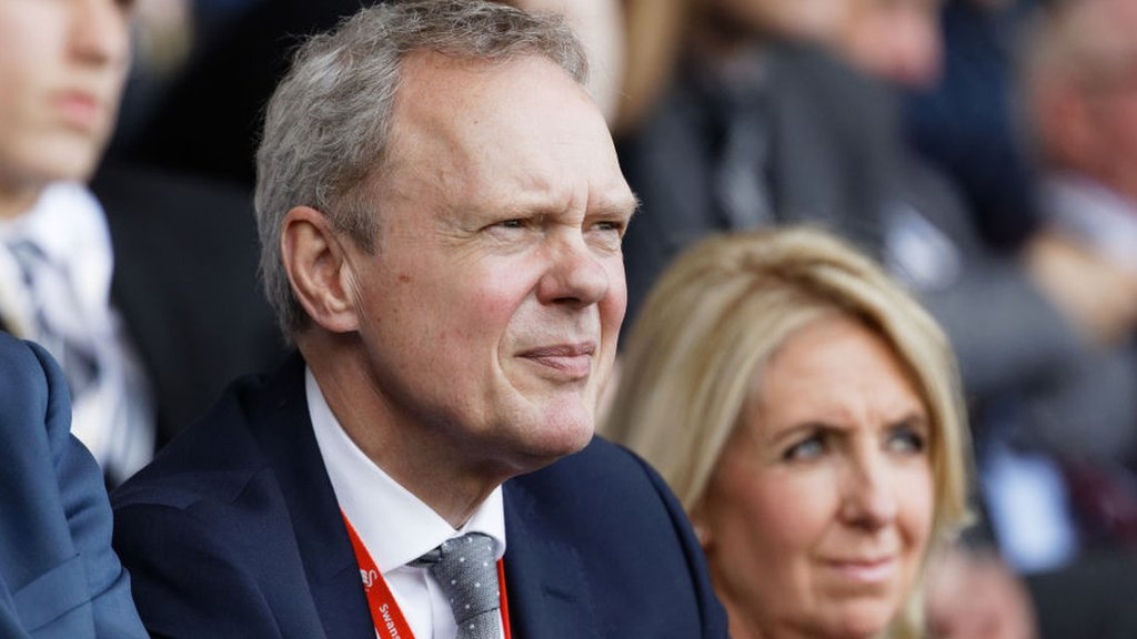 Swansea City: Chairman Trevor Birch does not have remit to sell club
