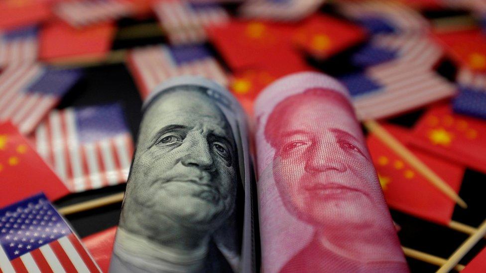 人民幣與美元