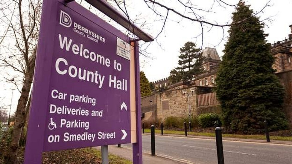 Derbyshire council tops £6.5m 'award ceremony' spending list