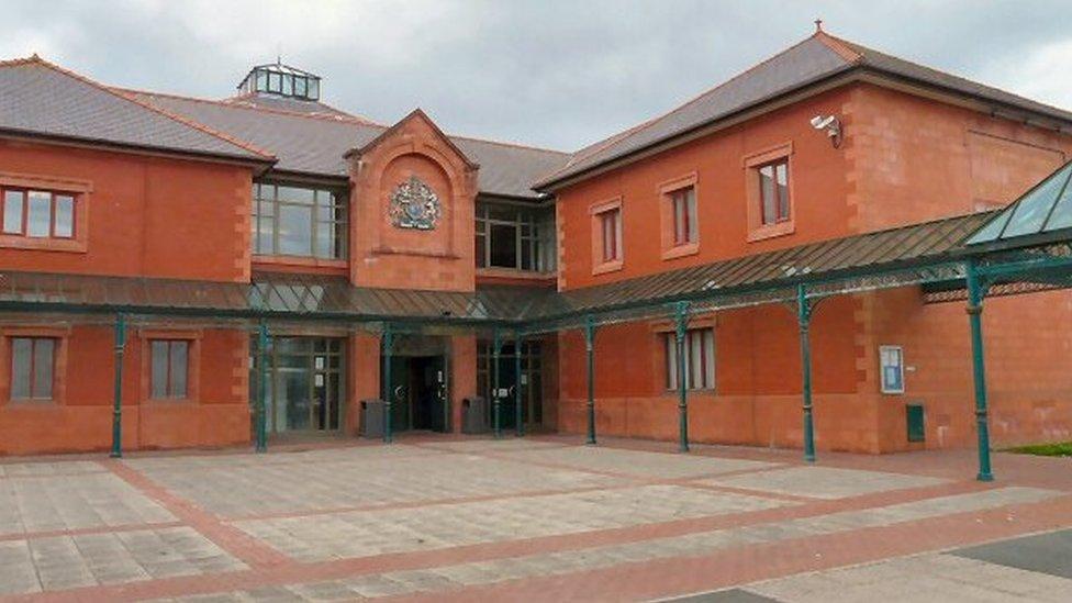 Llandudno Magistrates' Court