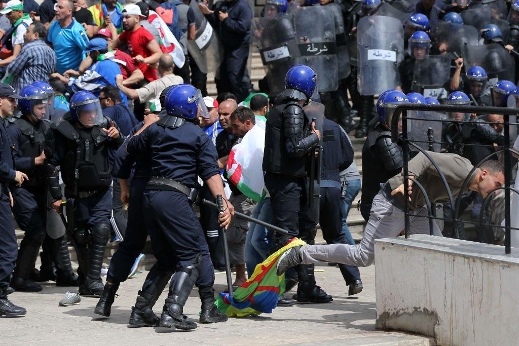 مظاهرات الجزائر 2019