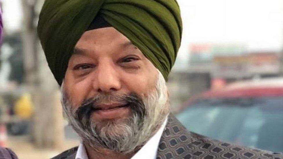 Gurmit Singh Matharu