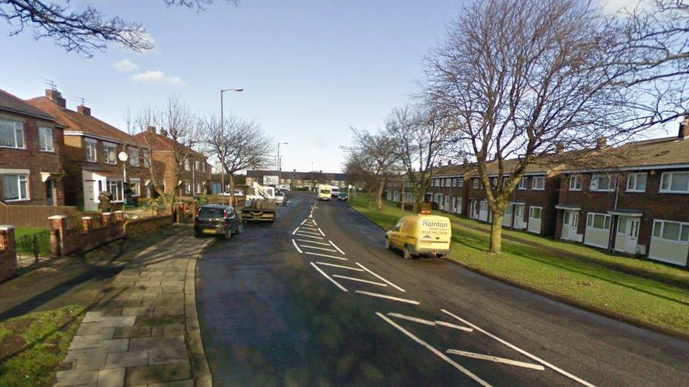 Woodhorn Lane