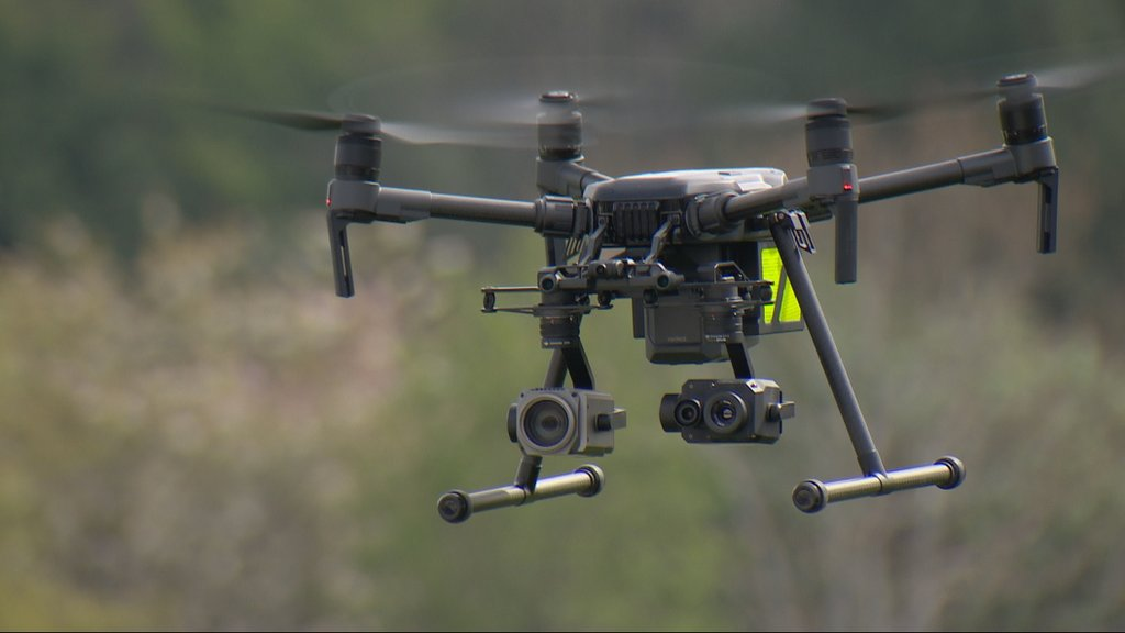 Police to use drones in Aberdeen and Inverness