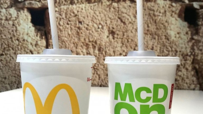 McDonald's plastic straw petition: Call to ditch paper straws