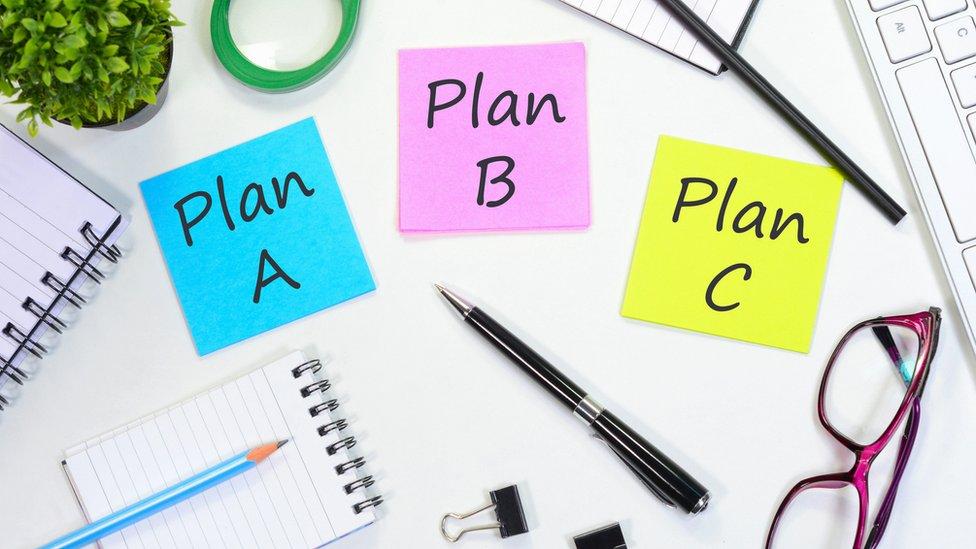 Plan A, B y C