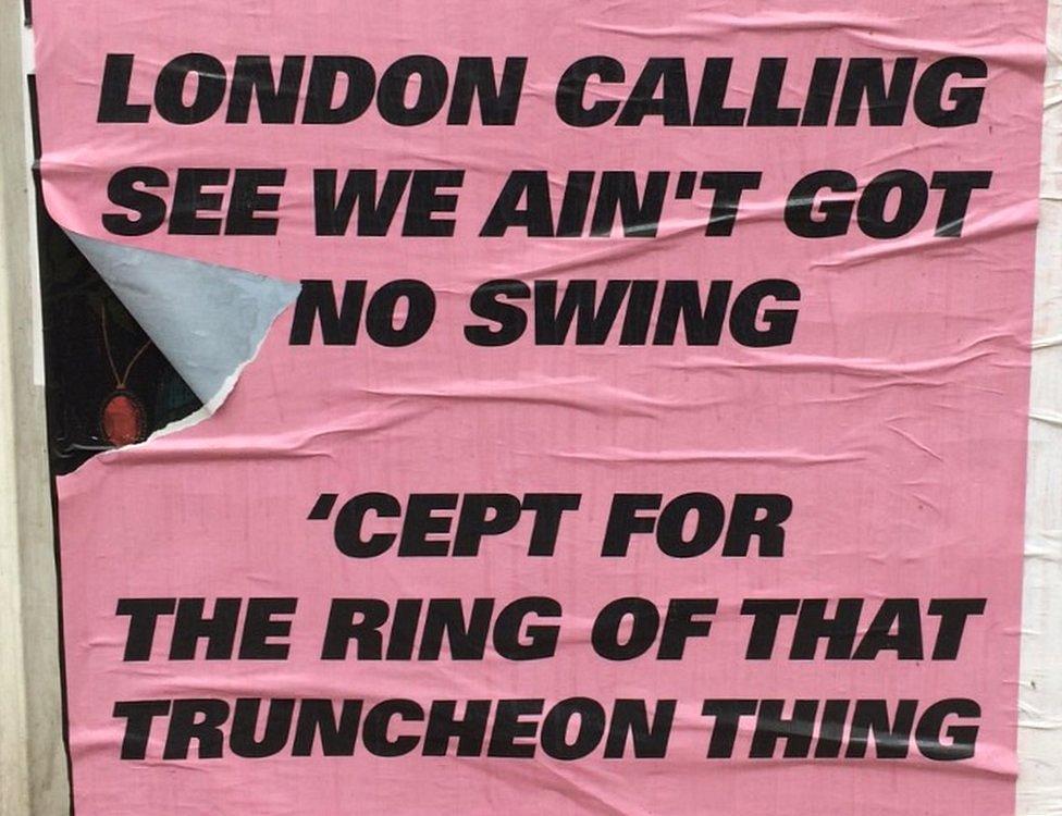 Stihovi pesme London Calling