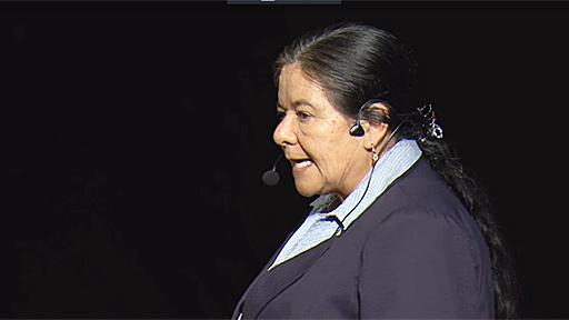 """María Concepción """"Conchita"""" Matabanchoy"""