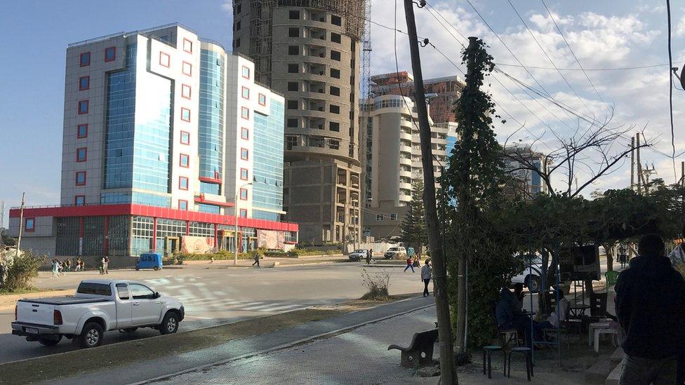 استولت القوات الأثيوبية على عاصمة تيغراي ميكيلي في الاسبوع الماضي