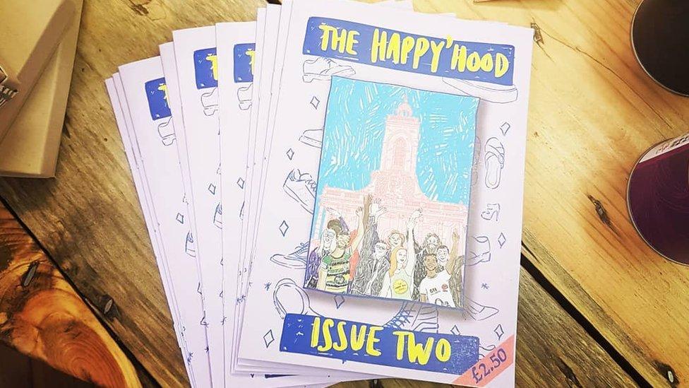 Northampton 'good news' magazine celebrates first birthday
