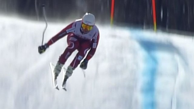 Ski Sunday assess the 2018 Olympic course