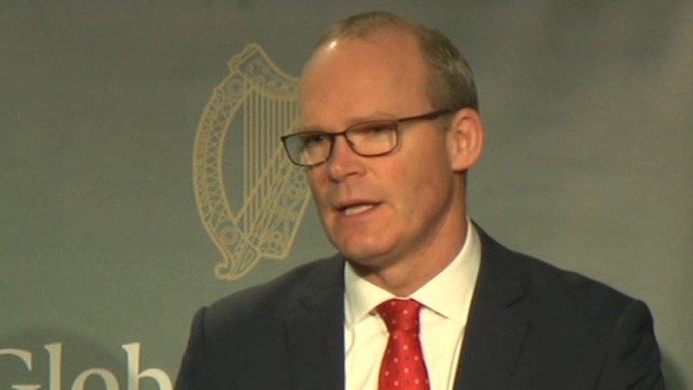 Simon Coveney is the tánaiste (Irish deputy prime minister) and minister for foreign affairs