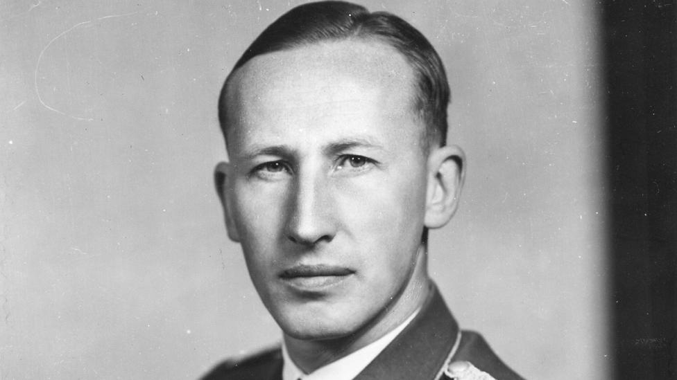 Rajnhard Hajdrih, kraj 1930. ili početak 1940.