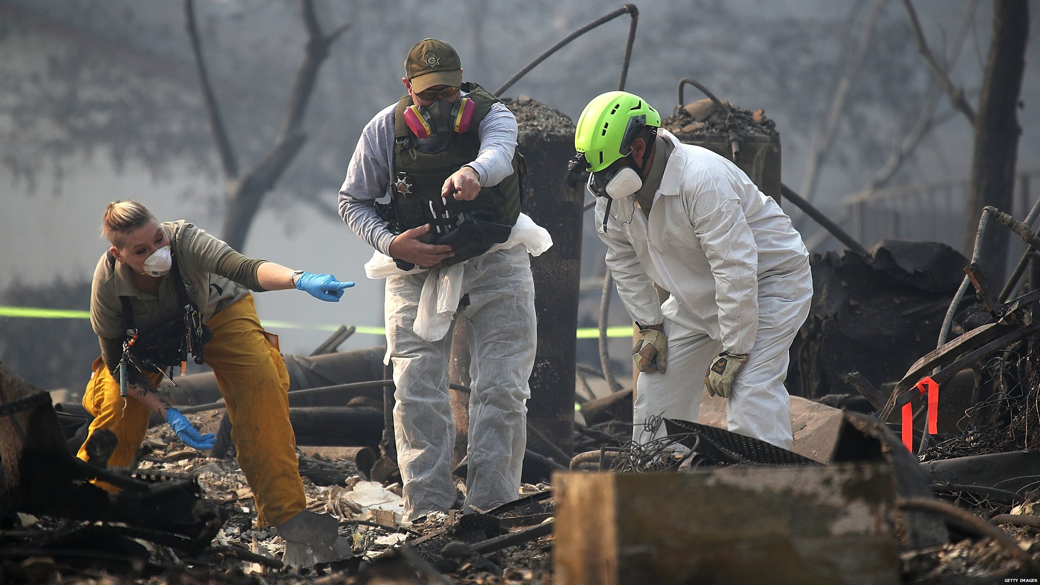 California wildfires: 'More than 1,000 missing' in Camp Fire