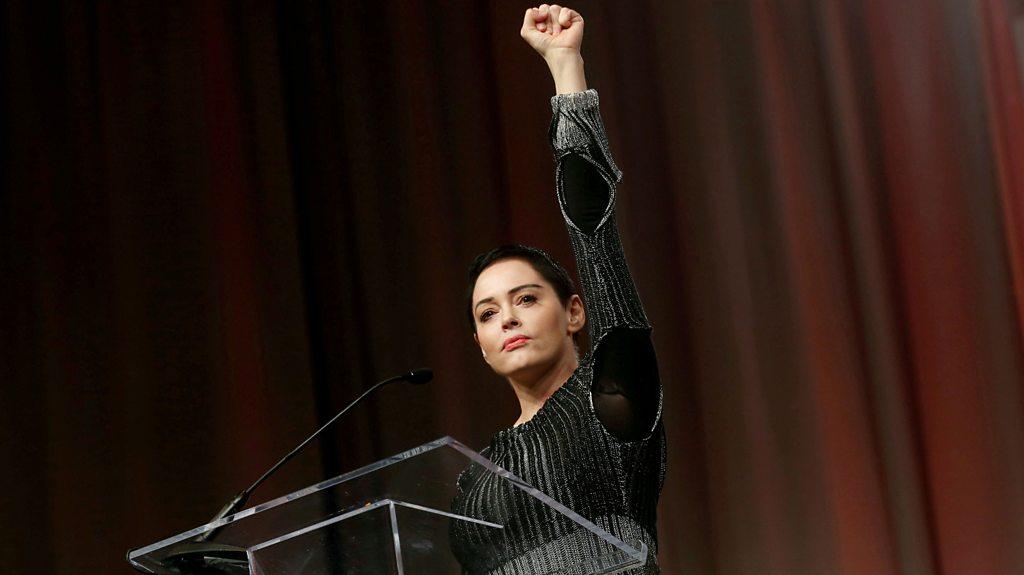 McGowan: 'I was Weinstein's number one target'